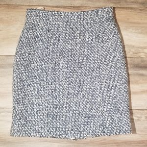 Vintage Chanel tweed skirt
